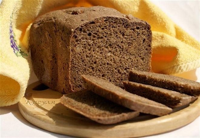 bánh mì đen Nga 3