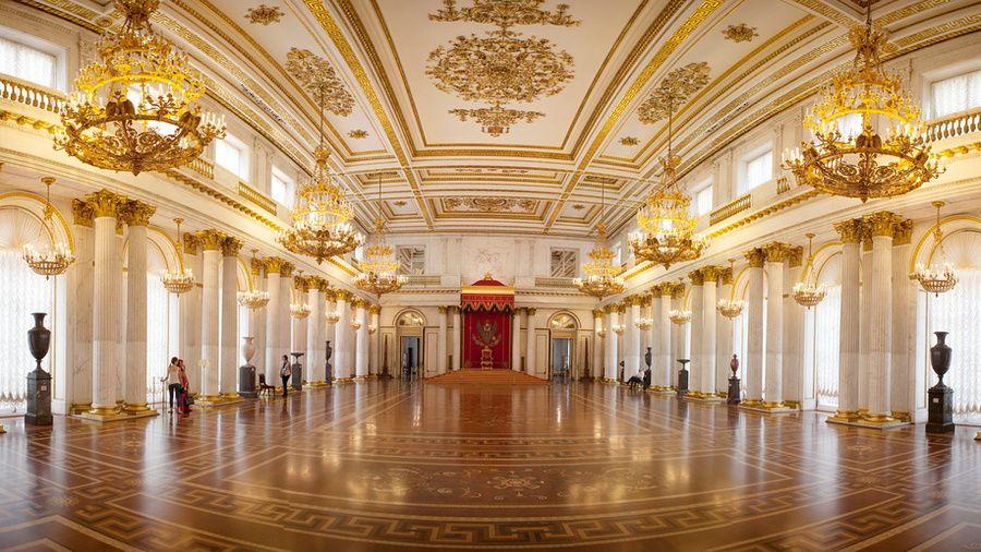 Hermitage – Top 3 viện bảo tàng hấp dẫn nhất thế giới ở Nga
