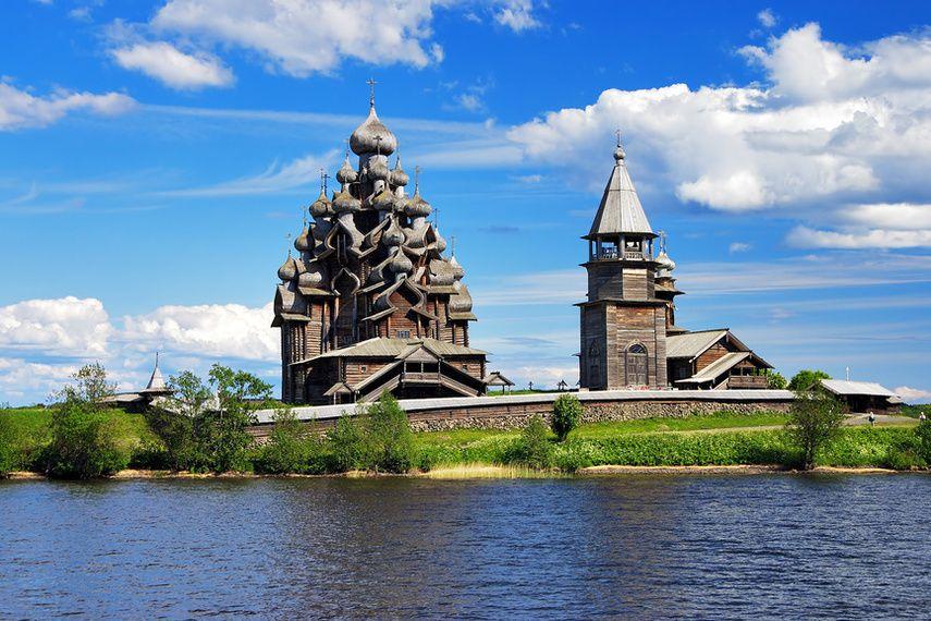 Chiêm ngưỡng nhà thờ Biến hình độc nhất tại Nga