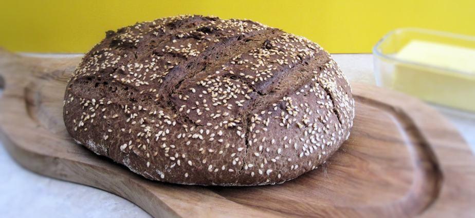 bánh mì đen Nga 4