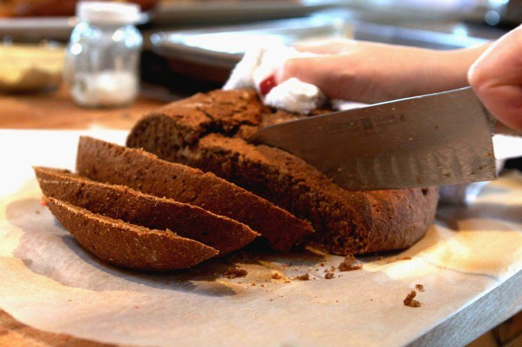 bánh mì đen Nga 2