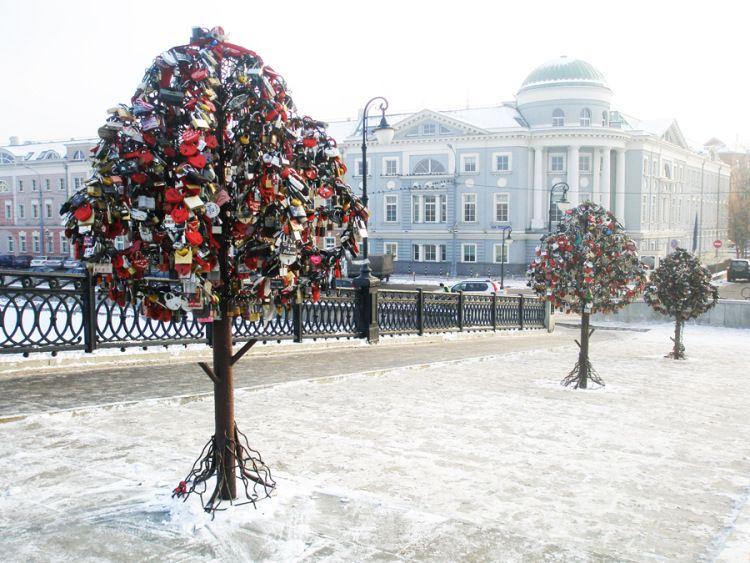 cây tình yêu moscow 1