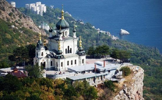 10 địa điểm du lịch nổi tiếng của bán đảo Crimea