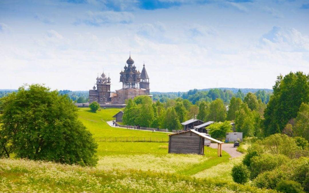 Du lịch Nga phải ghé thăm hòn đảo thiên đường Kizhi