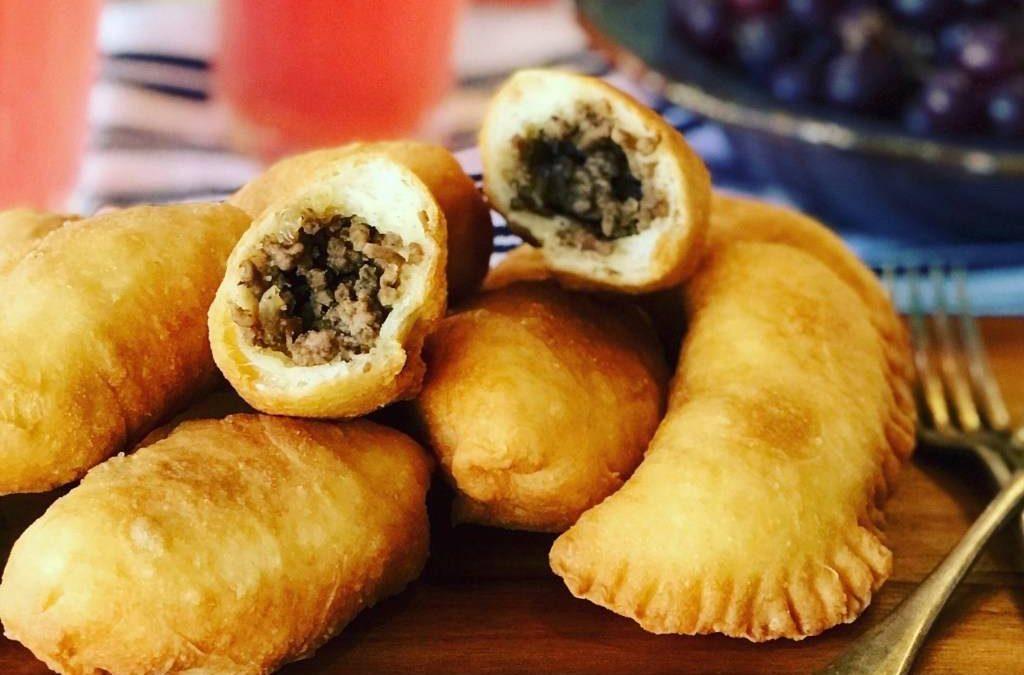 Đi di lịch Nga đừng quên thưởng thức bánh Pirozhki