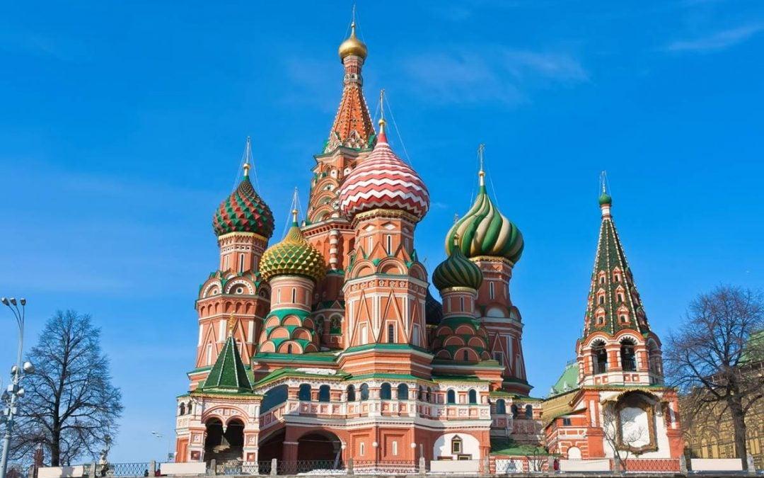 Top 10 địa điểm bạn phải ghé qua khi đi du lịch Moscow