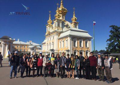 Tour du lich Nga