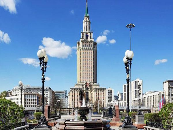 HILTON LENINGRADSKAYA MOSCOW 5*