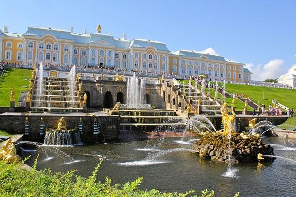 Kết quả hình ảnh cho Cung điện mùa hè