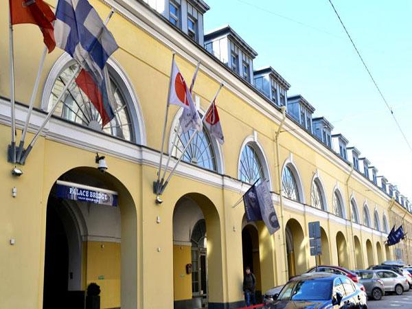 SOKOS HOTEL PALACE BRIDGE 5*