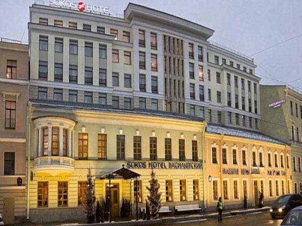 SOKOS VASILIEVSKY HOTEL 4*