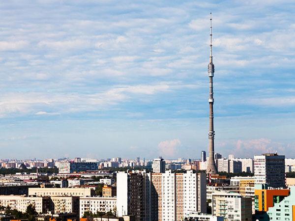 Tháp Truyền Hình OSTANKINO – Niềm Kiêu Hãnh Của Nước Nga